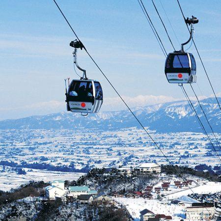 IOX-AROSA Skiing Area