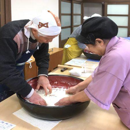 Soba Making Experience[Yoitoko-Inami]