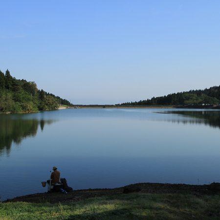 Akasofu Pond