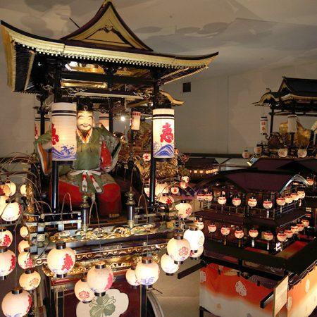 Johana Hikiyama Festival Floats Museum