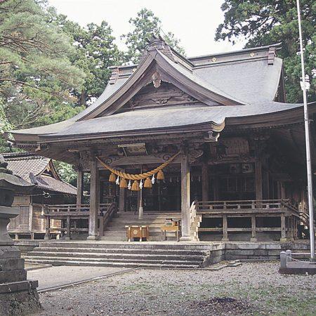 Inami Hachimangu Shrine