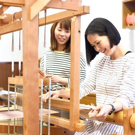 Silk Weaving Experience[Johana Oriyakata]