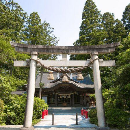 Takase Jinja Shrine