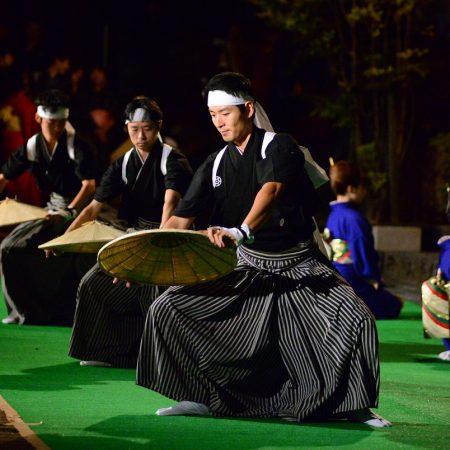 Johana Mugiya Festival[Folk songs and Dances]