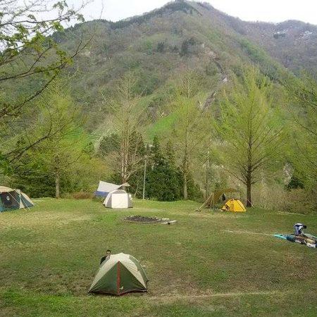 Ainokura Campsite