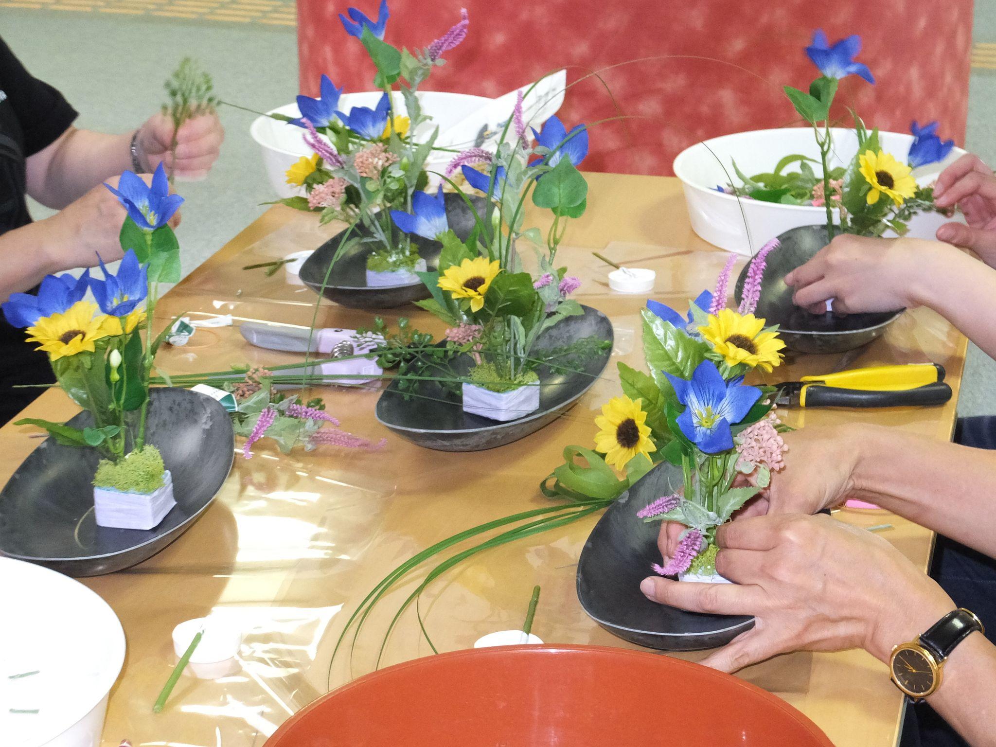 [HOR-05] 《月曜限定》造花で造るアレンジメントレッスン付き宿泊プラン