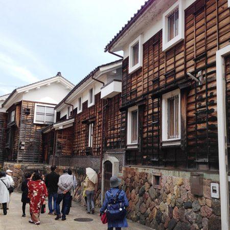 越中の小京都・城端でちょっと寄り道まち歩き