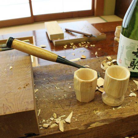 【モデルプラン】3つの見どころと木彫り体験を愉しむ
