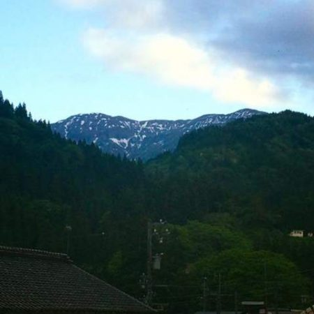 人形山 山開き