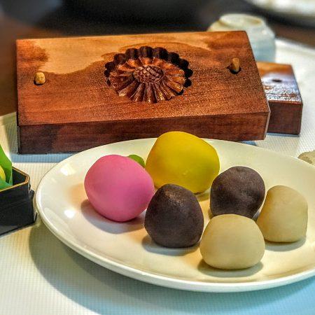 菓子木型で和菓子づくり体験を愉しむ【ランチ付き】(南砺市観光協会)